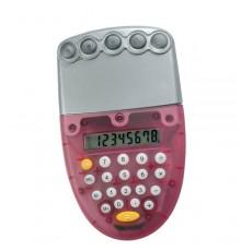 "Calculatrice ""Ozone"" rouge"