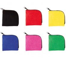 """Porte monnaie """"Lipak"""" de coloris différents"""