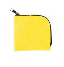 """Porte monnaie """"Lipak"""" jaune"""