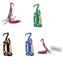 """Multi outils """"Borth Orizons"""" de coloris différents"""