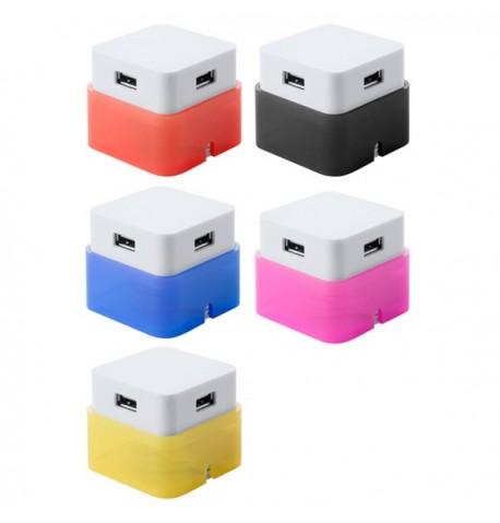 """Port USB """"Dix"""" de coloris différents"""