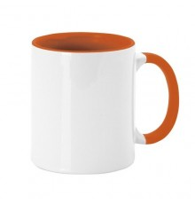 "Tasse sublimation ""Harnet"" orange"