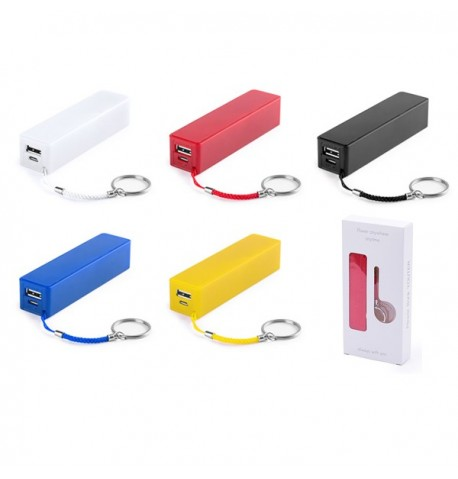 "Power bank ""Youter"" de coloris différents"