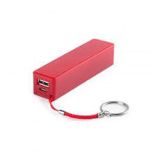 "Power bank ""Youter"" rouge"