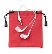 Écouteurs Cimex Rouge