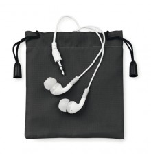 Écouteurs Cimex Noir