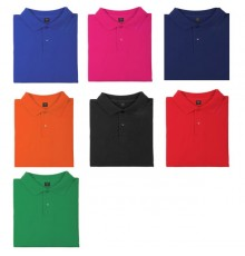"Polo ""Bartel Color"" en Coton"