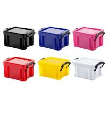 """Box multi-usages """"Harcal"""" de coloris différents"""