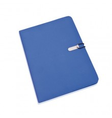 """Porte-documents """"Neco"""" bleu"""
