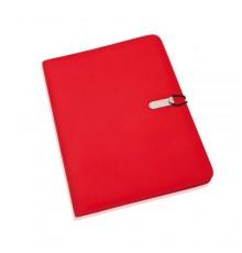 """Porte-documents """"Neco"""" rouge"""