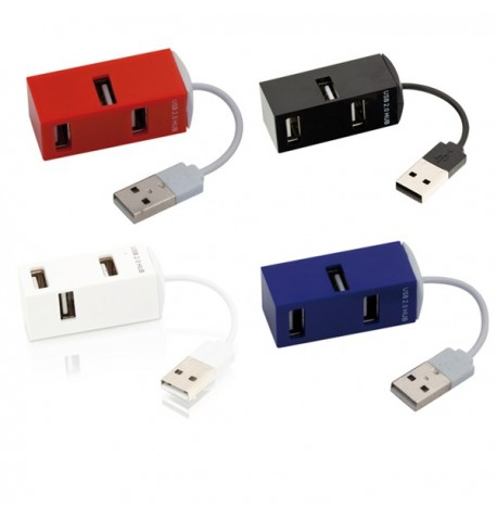 "Port USB ""Geby"" de coloris différents"