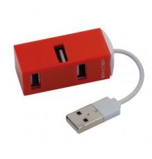 "Port USB ""Geby"" rouge"