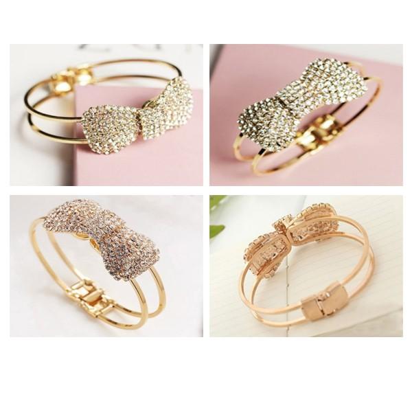 Bracelet Nœud Papillon