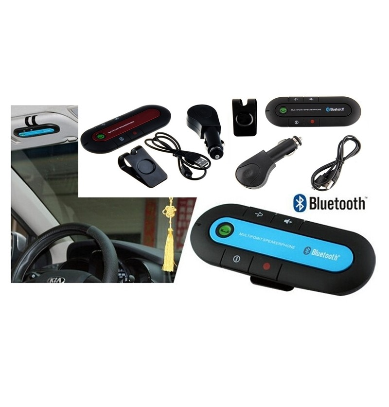 kit mains libres bluetooth pour voiture. Black Bedroom Furniture Sets. Home Design Ideas