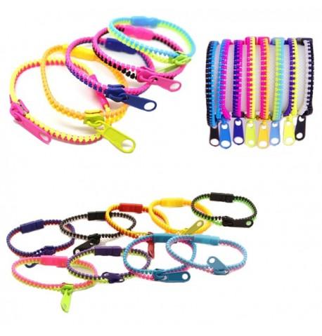 grossiste bracelet zipper