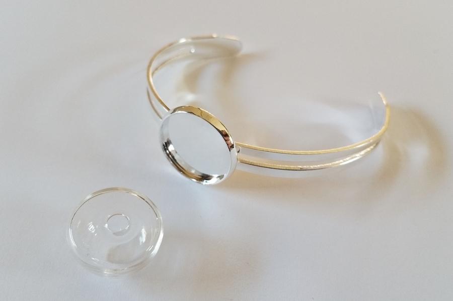 Bracelet support 16mm à personnaliser