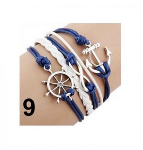 Bracelet Infinity Love 9