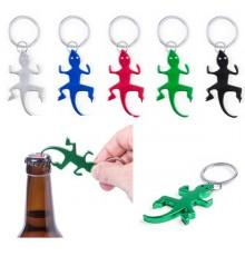 """Porte-clés ouvre bouteille """"Ibik"""" vert"""