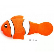 Peluche Poisson Clown 30 cm