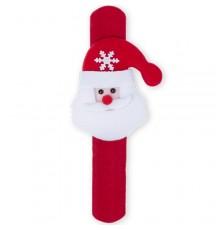 """Bracelet Père Noël """"Randal"""" en Polyester"""
