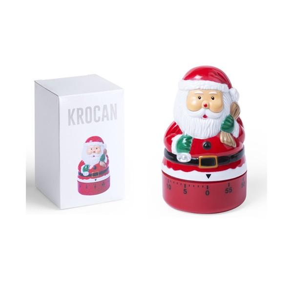 Minuteur de Cuisine Krocan Père Noël