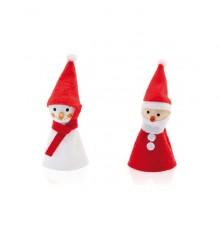Marionnette Muf Blanc et Rouge