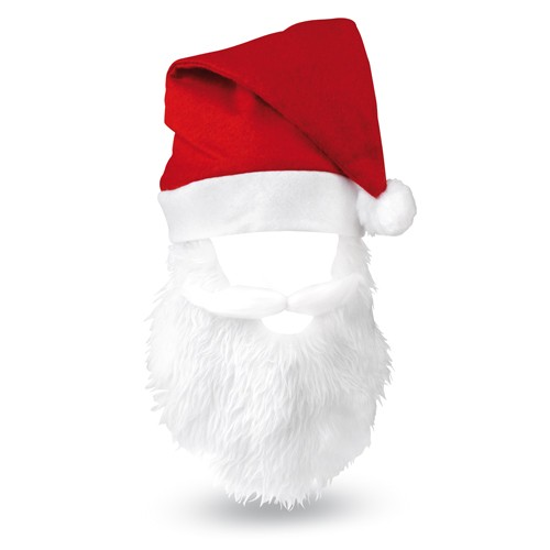 Bonnet de Père Noël Egiox en Polyester