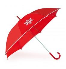 Parapluie Haya avec Imprimé Flocon de Neige