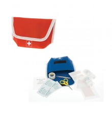 Kit Urgence Redcross Rouge et Bleu