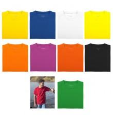 T-Shirt Adulte Tecnic Plus aux Différentes Couleurs