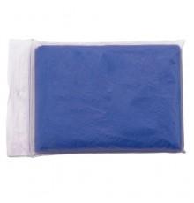 Poncho Remo Bleu