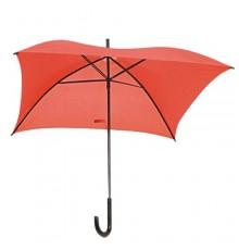 Parapluie Square Rouge