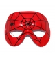 Demi masque Spiderman