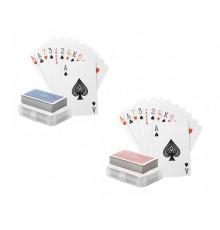 Jeux de 54 Cartes avec Étui Personnalisable