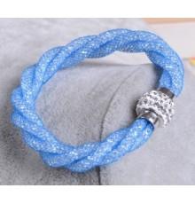 Bracelet strass turquoise