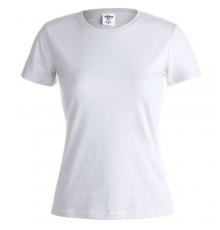 T-Shirt Femme Blanc Keya