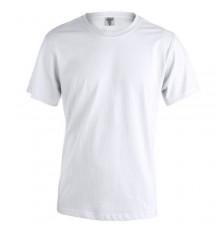 T-Shirt Adulte Blanc Keya en Coton