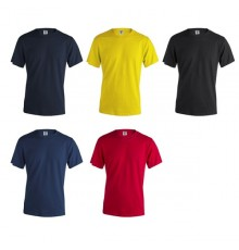 T-Shirt Adulte Couleur -Keya- Mc130