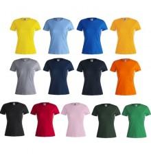 T-Shirt Femme Couleur -Keya- Wcs180