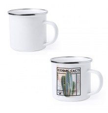 Tasse Sublimation Neyms en Métal
