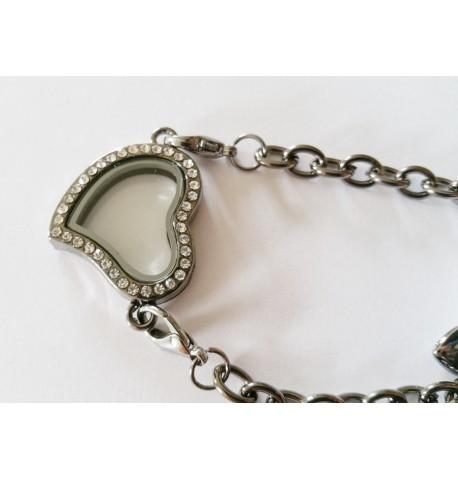 Collier avec pendentif coeur personnalisable