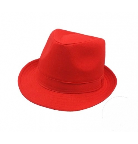 Chapeau tribly fluo ROUGE