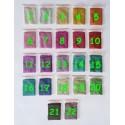 Nano billes pour bijoux en verre à remplir