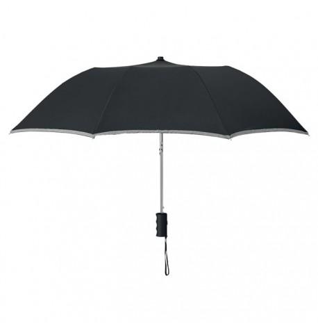 Parapluie pliable 53 cm noir
