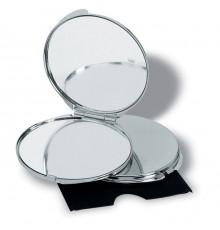 Petit Miroir Chromé