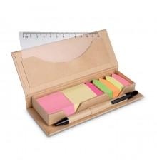 Set d'outils de bureau en boite en carton personnalisable