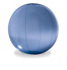 Ballon de plage bleu