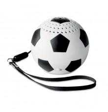 Haut-parleur Bluetooth en forme de ballon de football