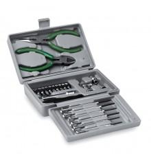 Set à 25 pièces d'outils pour le bricolage