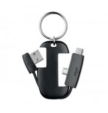 Porte-Clés avec Câble USB